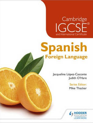 Books tailored to iGCSE language exams are increasingly common.