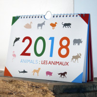 Bilingual Calendars for Children