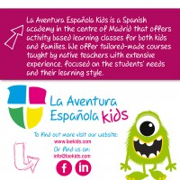 Spanish School for Kids and Families